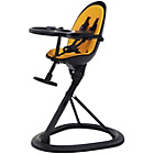 more details on Ickle Bubba Orb Yellow on Black Highchair.