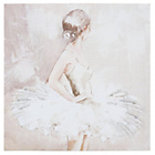 more details on Collection Painted Ballerina Canvas.