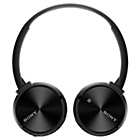 more details on Sony ZX330BT Bluetooth Headphones - Black.
