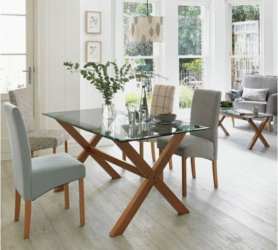 Argos Uk Dining Table And Chairs: Buy Heart Of House Oakington 150cm Dining Table