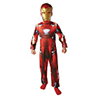 more details on Rubies Marvel Civil War Iron Man Costume - 3-4 years.