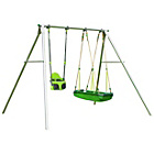 more details on TP Toys Double Giant Swing Frame Set.