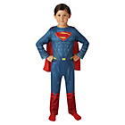 more details on Rubies Dawn of Justice Superman Costume - 7-8 years.
