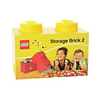 more details on LEGO® Storage Brick 2 - Yellow.