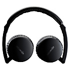 more details on Boompods Bluetooth Travel Headphones - Black.
