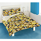 more details on Despicable Me Minions Duvet Cover Set - Double.