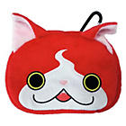 more details on Yo Kai Watch Jibanyan Plush Pouch Nintendo 3DS and 3DS XL.