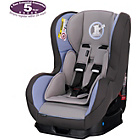 more details on Obaby B is for Bear Group 0-1 Car Seat - Blue.