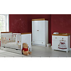 more details on Disney Winne the Pooh 3 Piece Double Set - White Pine Trim.