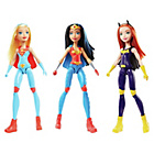more details on DC Super Hero Girls Training Action Doll Assortment.