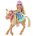 more details on Barbie Chelsea Doll and Horse.