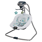 more details on Graco Simple Sway Swing - Stratus.