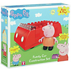 more details on Peppa Pig Family Car Construction Set.
