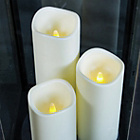 more details on Gardenkraft 70cm Flickering Candle Lantern with Timer.