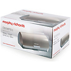more details on Morphy Richards Accents Roll Top Bread Bin - Barley.