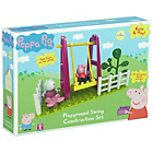 more details on Peppa Pig Playground Swing Construction Set.