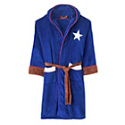 more details on Captain America Adult Fleece Robe.