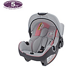 more details on Obaby B is for Bear Group 0+ Car Seat - Pink.