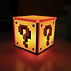 more details on Super Mario Question Block Light.