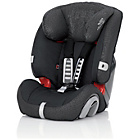 more details on Britax Evolva Group 1,2,3 Car Seat - Black.