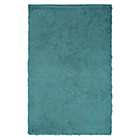 more details on Silky Shaggy Deep Pile Rug - Teal.