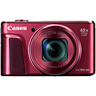 more details on Canon Powershot SX720 40X Zoom Camera - Red.