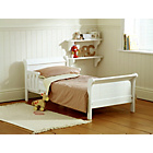 more details on Saplings Poppy Junior Bed - White.