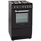 more details on Servis SSE50B Electric Cooker - Black.