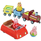 more details on Peppa Pig Weebles Push Along Wobbly Car.