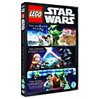 more details on Star Wars LEGO® Triple Pack DVD.