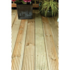 more details on Forest Wooden Value Deck Board - Pack of 10.
