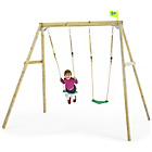 more details on TP Toys New Forest Double Swing Frame.