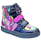 more details on My Little Pony Hi Top Shoes - Size 9.
