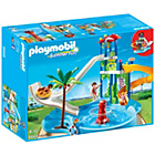 more details on Playmobil 6669 Water Park with Slides.