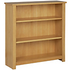 more details on HOME Porto Solid Wood Bookcase - Oak Effect.