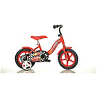 more details on Dino Bikes Cars 10 Inch Children's Bike.