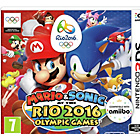 more details on Mario and Sonic at the Rio 2016 Olympic Games - 3DS.