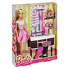 more details on Barbie Doll and Hair Playset.