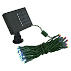 more details on Gardenkraft 100 Multi Coloured LED Solar String Lights.