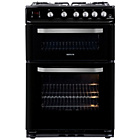 more details on Servis STG60B Gas Cooker - Black.