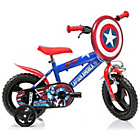 more details on Captian America 12 Inch Bike.