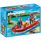 more details on Playmobil 5559 Inflatable Boat with Explorers.