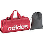 more details on Adidas Linea Red Small Holdall and Gymsack.