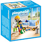 more details on Playmobil 6661 Doctor with Child.