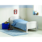 more details on Saplings Harriet Junior Bed - White.