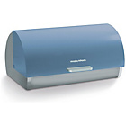 more details on Morphy Richards Accents Roll Top Bread Bin - Cornflower Blue