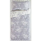 more details on Collection Lottie Grey and White Bedding Set - Single.