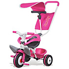 more details on Smoby Baby Balade Trike - Rose.