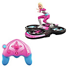 more details on Barbie Star Light Adventure Flying RC Hoverboard.