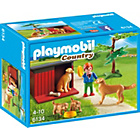 more details on Playmobil 6134 Golden Retrievers with Toy.